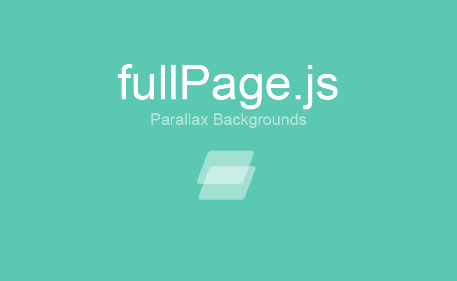 はてなブックマーク fullpage js parallax extension